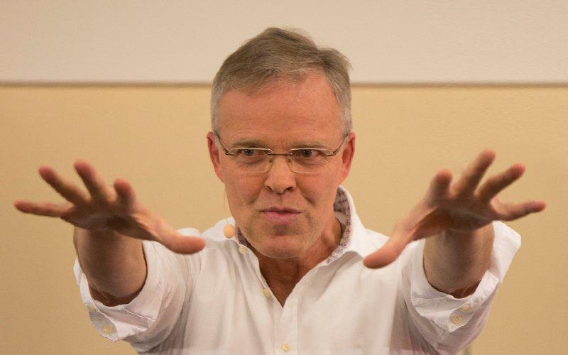 Motivations-Coach Stefan A. Scherer: inspirierend, mitreissend, leidenschaftlich