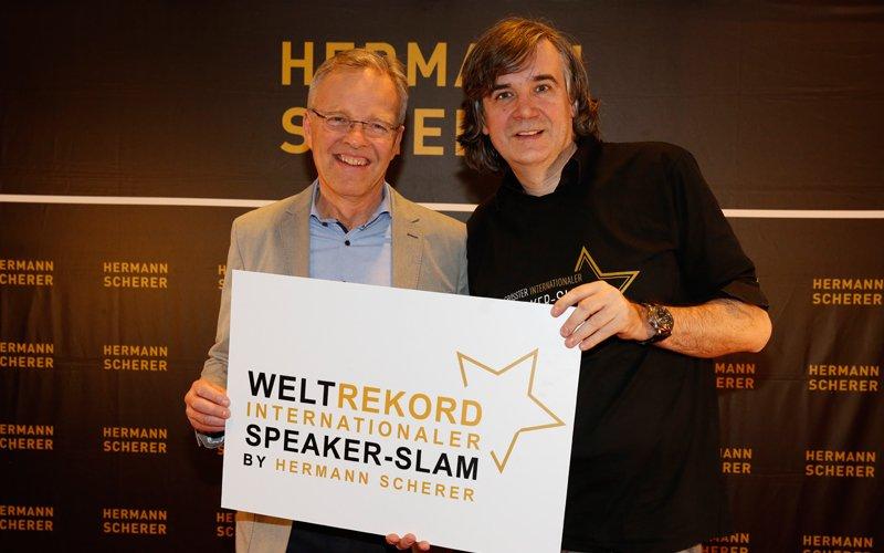 Stefan A. Scherer: Keynote Speaker, Motivator, Coach